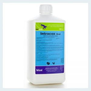 Intracox (Baycox Analog) Solution for Chickens, Ducks, Turkeys, Birds 1 litre